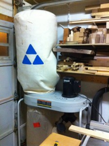 Upgrading A Delta 50 760 Dust Collector With A Canister