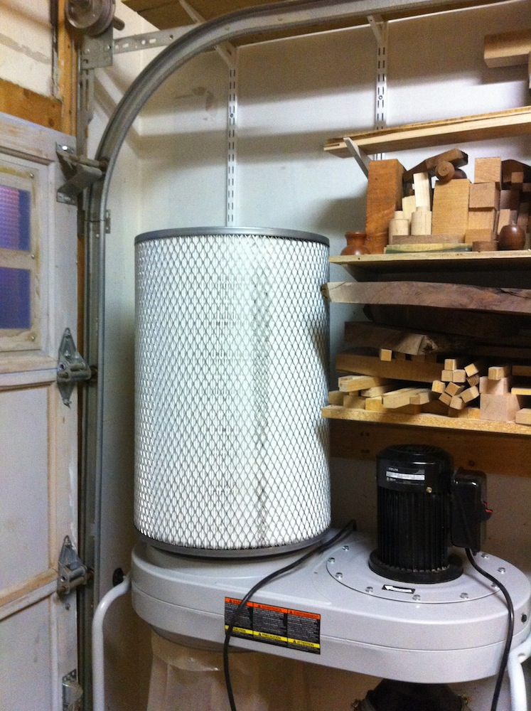 Upgrading A Delta 50 760 Dust Collector With An Oneida