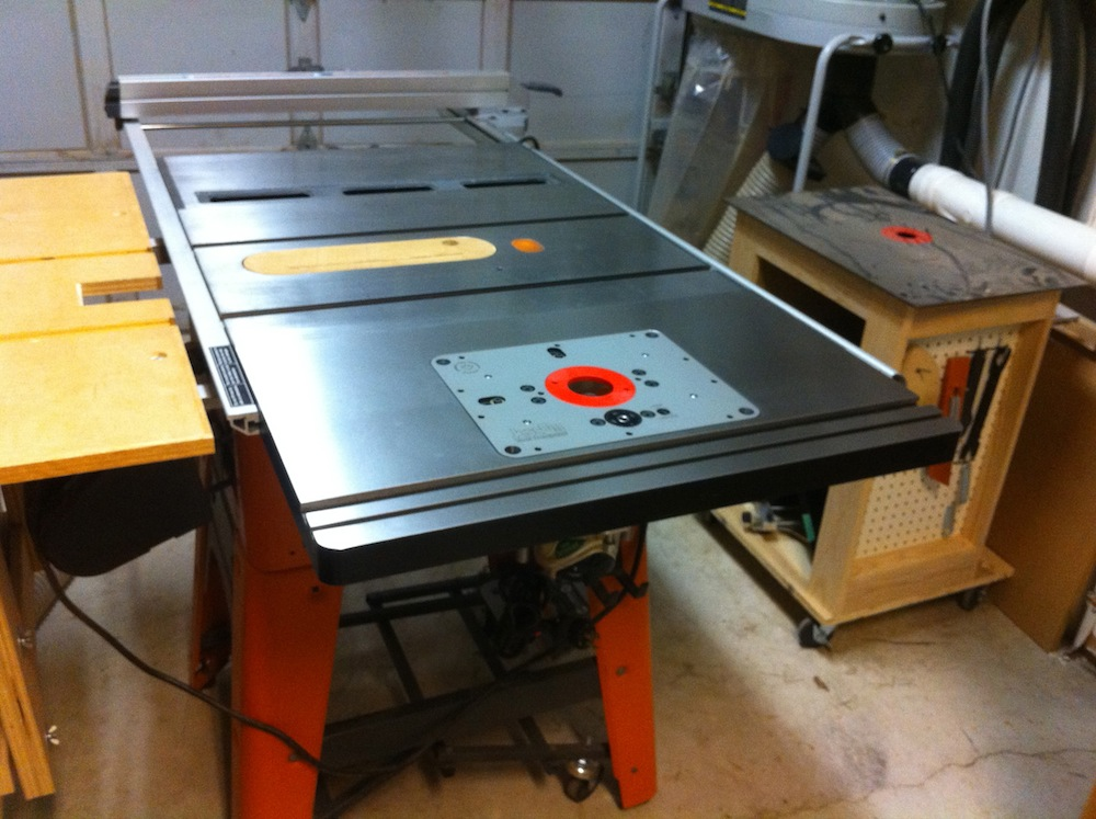 Get Table Saw Router Table Plans